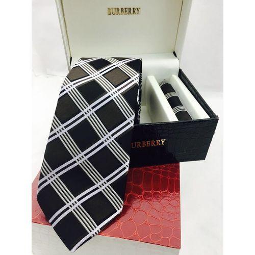 Burberry Tie & Pocket Square