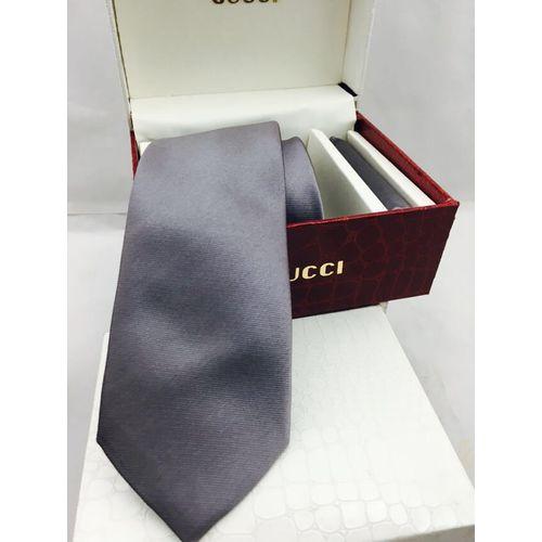 Gucci Tie & Pocket Square