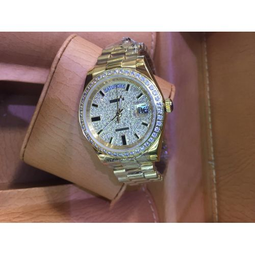 Rolex Day-Date Full Gold ETA Watch