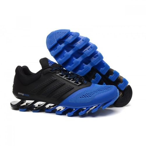 online store 91dff 43935 ... low price adidas springblade blue black shoes for men 67f95 55eb8