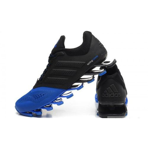 low priced c689d 5d7c5 ... usa solution herr blå svart skor sh1414adidas originals first adidas  springblade 13324 dfba7