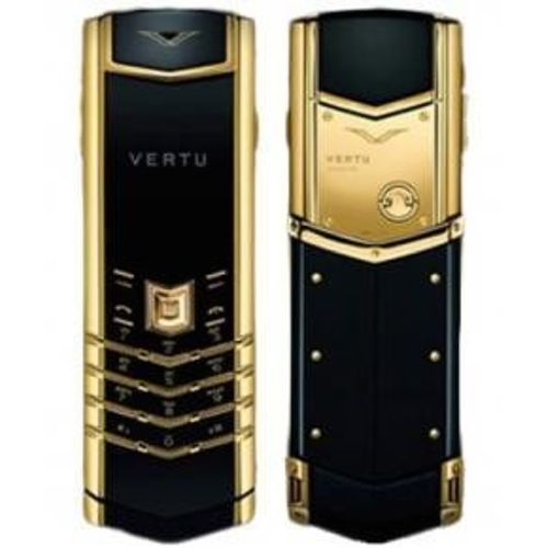Vertu Signature S Gold Mobile Phone