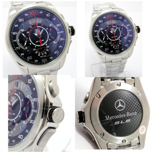 replica tag heuer mercedes-benz sls limited edition watch online india
