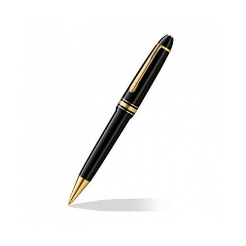 Montblanc Meisterstuck Legrand Gold Trim Ball Pen