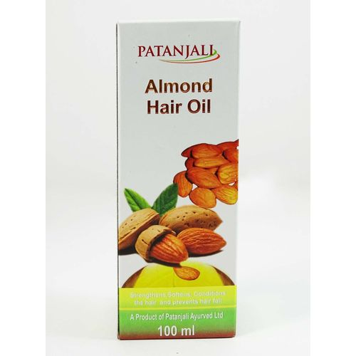 PATANJALI ALMOND HAIR OIL 100ml