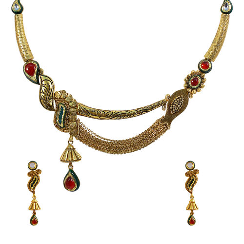 Antique light weight Necklace