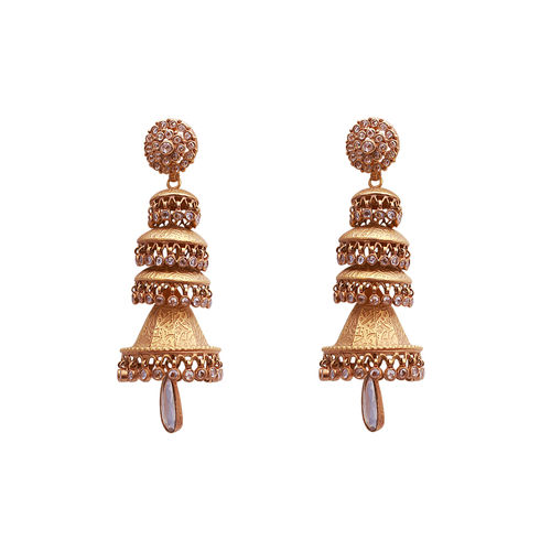 Rose gold Ear drops
