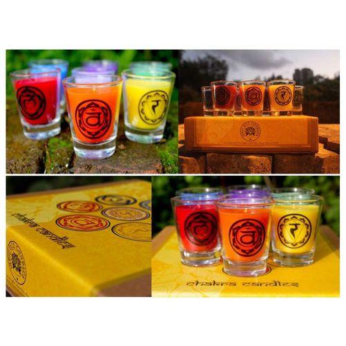 Ayurvedic Candles