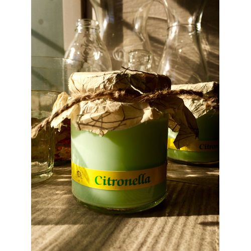 Citronella Garden Candles-Small