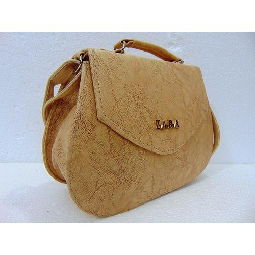 Designer Replica Sling Bag (Tan) - MEST10133