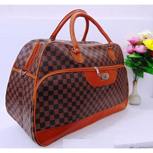 Designer Replica  Handbag (Brown) - MEST10153