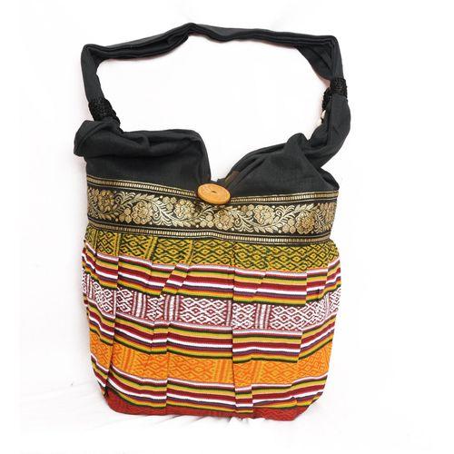 Ethnic Rasa Multicolor Ethnic Handbag - HWIT1411