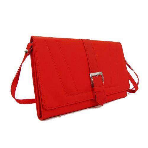 Styloz Red Designer Sling Bag - HWIT1715