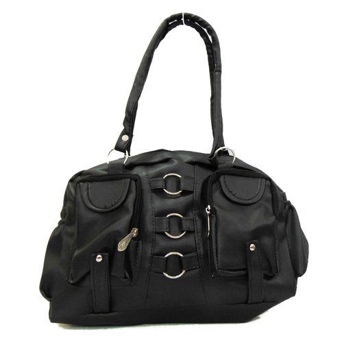 Sevvone Black Designer Handbag - HWIT2032