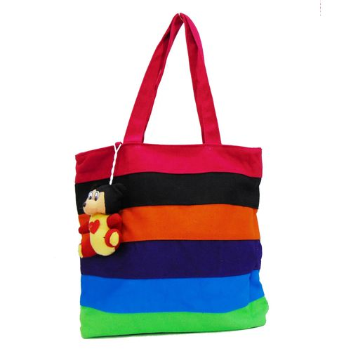 Craft-on-Bags Multicolor  Tote Bag - HWIT2295