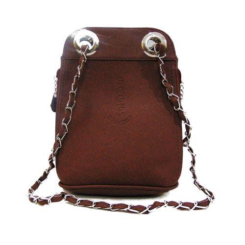 Estoss Brown  Sling Bag - MEST2810