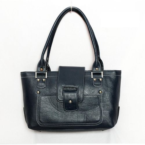 Blue  Handbag - HWIT391