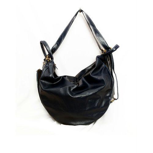 Sevvone Black Shoulder Handbag - HWIT502