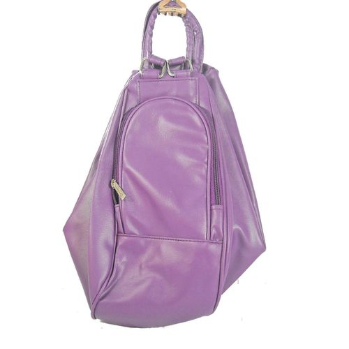 Sevvone Purple Shoulder Handbag - HWIT506