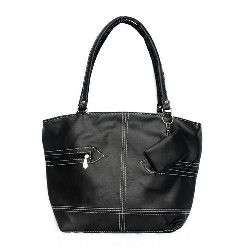 Sevvone Black  Handbag - HWIT531