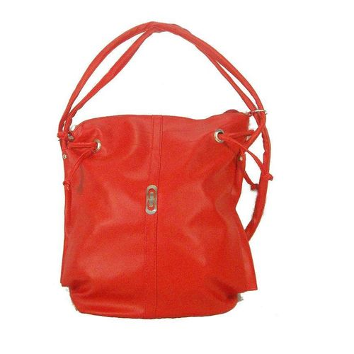 Sevvone Red  Handbag - HWIT541