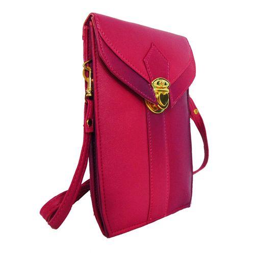 Estoss Pink Sling Bag - MEST5445