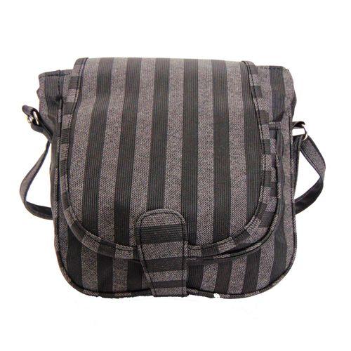 Estoss Black Sling Bag - MEST5505