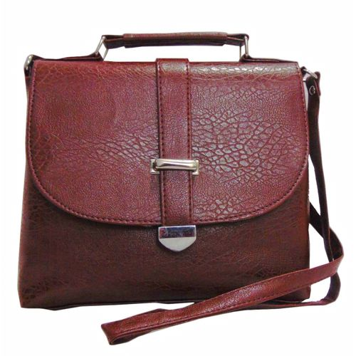 Estoss Maroon Sling Bag - MEST5913
