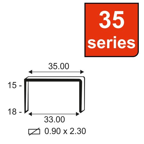 STAPLES KAYMO 35 SERIES