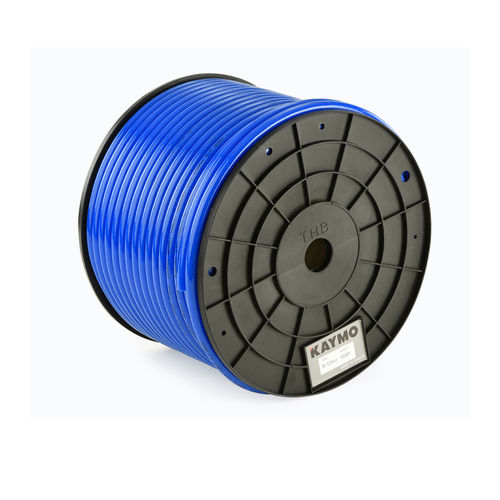 PU Braid Air Hose 8X12MM, 100M, Blue