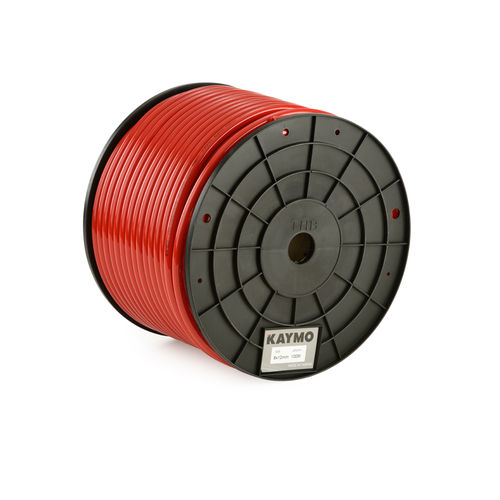 PU AIR HOSE, 8x12MM, 100M, RED