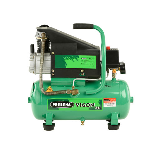 COMPRESSOR VIGON 120 1.5HP 12 LTRS