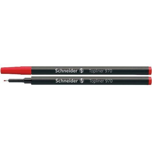 Schneider Fineliner Refill Red