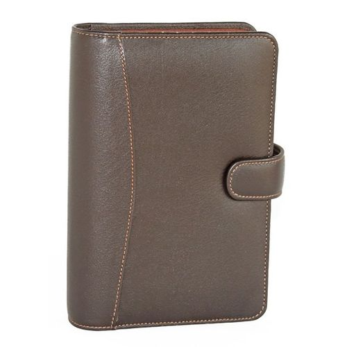 Elan Leather Elp-891 Brown Executive Dated Organizer