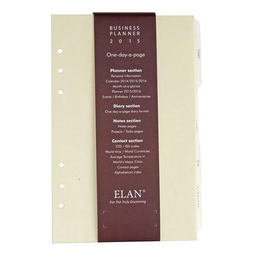 Elan Erp-997 Business Size Organizer Refill