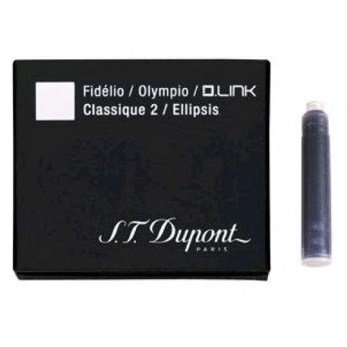 S.T. Dupont Ink Cartridges Blue 9125