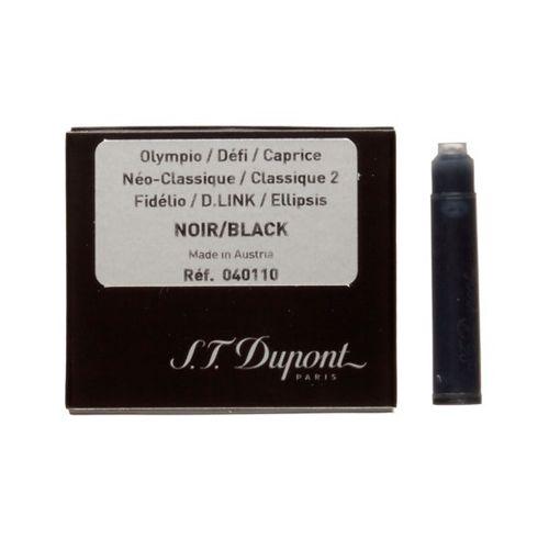 S.T. Dupont Ink Cartridges Black 9245