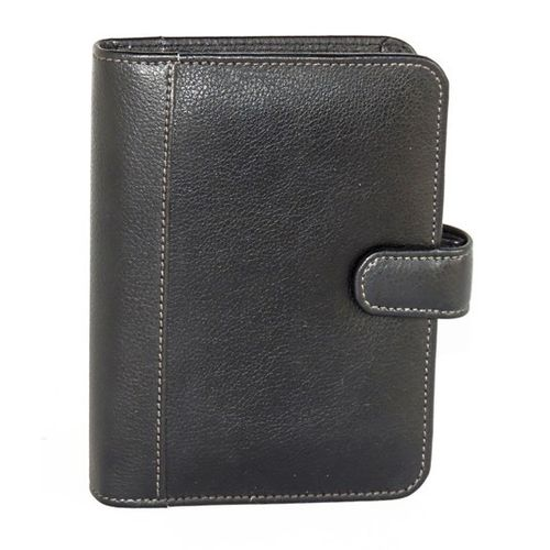 Elan Non Leather Efp-796 Black Personal Dated Organizer
