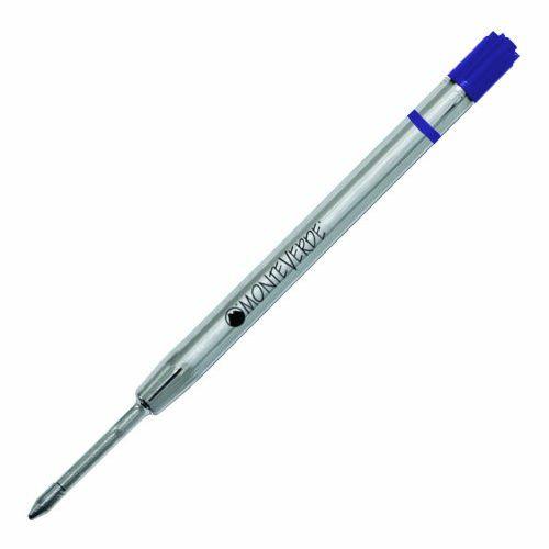 Monteverde Gel Ball Pen Refill Blue Fine P422 For Parker Pens