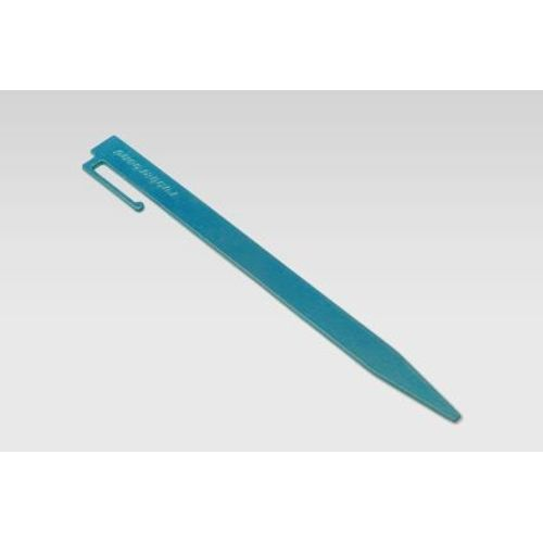 Rubberband Book Mark Mild Steel Turquoise Blue Colour Powdered Coated Finish