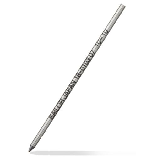 Sailor Chalana Slim Ball Pen Refill Black Fine