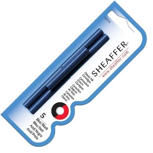 Sheaffer Ink Cartridge Skrip Blue Black