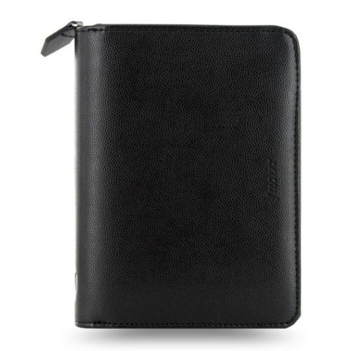 Filofax Pennybridge 028020 Black Pocket Organiser