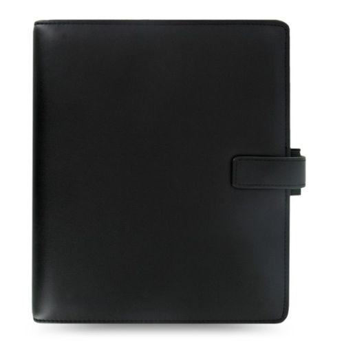 Filofax Identity 28468 Black A5 Organiser