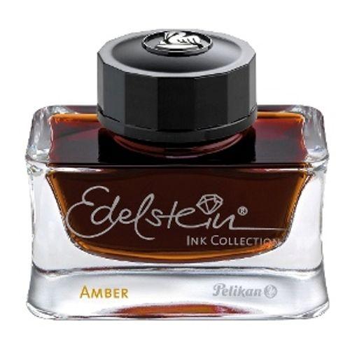 Pelikan Edelstein Ink Bottle Amber 50 Ml