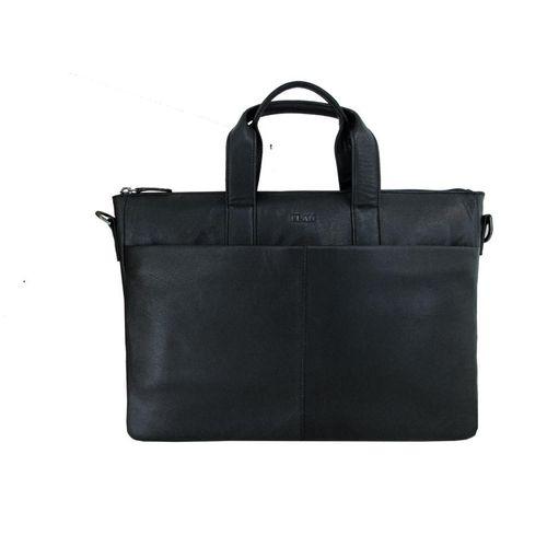 Elan Leather Laptop Bag