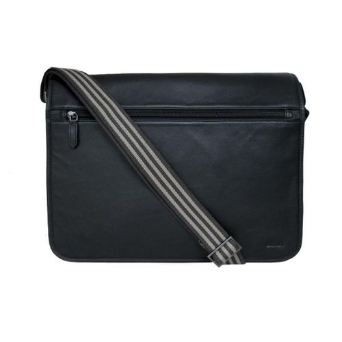 Elan Leather Messanger Bag