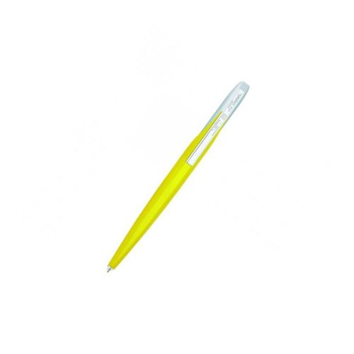 S T Dupont Sunny Yellow 444107 Jet 8 Ball Pen