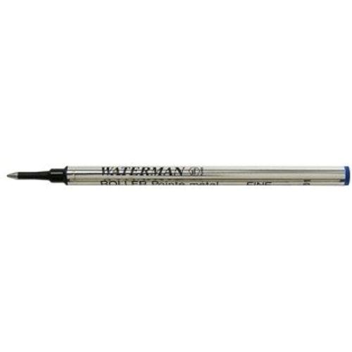 Waterman Roller Pen Refill Blue Fine Blue Fine