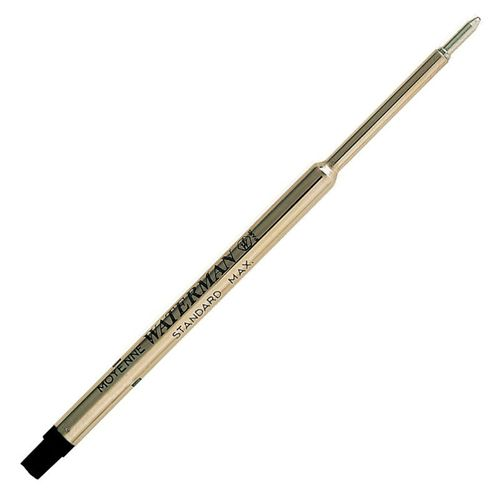 Waterman Ball Pen Refill Black Medium